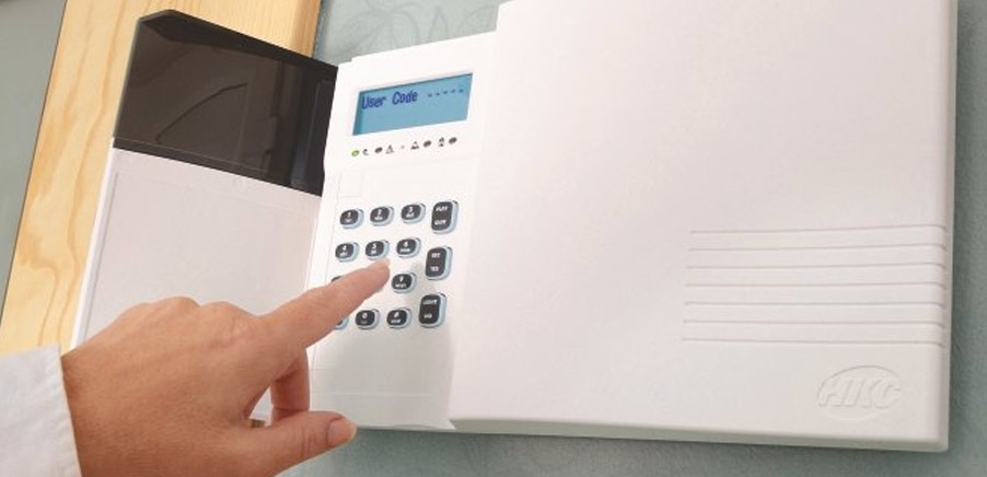 Wired Alarm System - Lenihan Security Systems